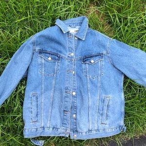 Top shop Moto Jean jacket